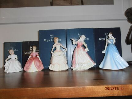 ROYAL DOULTON  FIGURINES from $50