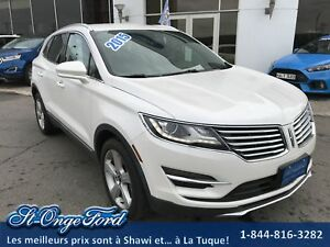 Lincoln MKC Traction intégrale