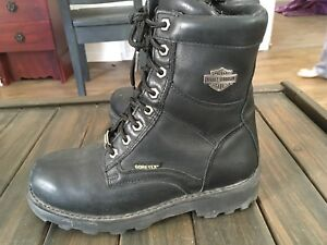 Women's 9.5 harley riding boots