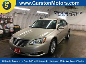 2014 Chrysler 200 LX*KEYLESS ENTRY*CLIMATE/CRUISE/TRACTION CONTR