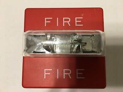 Wheelock Rss-241575w Fire Alarm Strobe Red