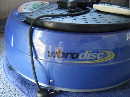 VibroDisc Vibration Platform Belgian Gardens Townsville City Preview