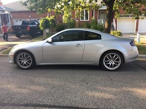 2007 Infinity G35 Coupe