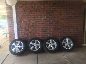 4X mags/wheels Morphett Vale Morphett Vale Area Preview