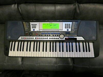 Yamaha PSR-540 (PSR 540) Arranger Keyboard with USB Floppy Emulator and Adapter for sale  Lakewood