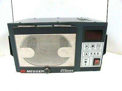 Avo Megger Foster Ots60sx Oil Dielectric Test Set As Is