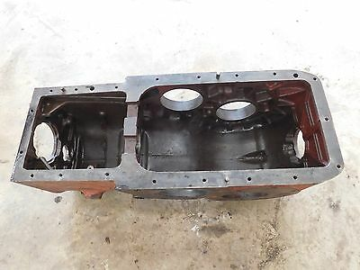 Ih Farmall H Transmission Rear End Casting Antique Tractor