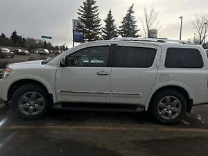 REDUCED 2012 Nissan Armada Platinum 4x4
