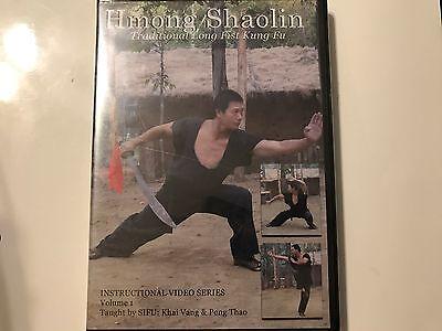 Training material Hmong Shaolin- Traditional Long