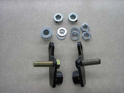 kawasaki vn 1700 vaquero rear suspension lowering link | ebay