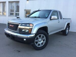 2012 GMC Canyon SLT, 4X4, LEATHER.
