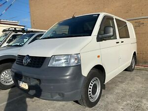 2007 Volkswagen Transporter  Manual Van/Minivan Thomastown Whittlesea Area Preview