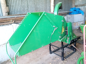 """Field Chief 8"""" Wood Chipper Albion Park Shellharbour Area Preview"""