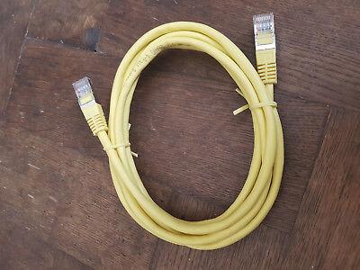 lot de 3 cables LAN