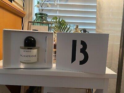 Byredo Bal d'Afrique, Eau de Parfum 1.7 oz (50 ml) USED With Box