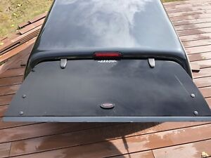 ARROW Truck Canopy-Used for 6 months only