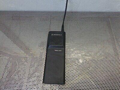 Motorola P200 2 Channel 5 Watt Vhf Hi Portable Wbattery Untested Surplus