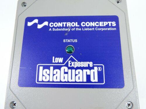 CONTROL CONCEPTS IL240D50 ELECTRONIC-GRADE SURGE PROTECTIVE DEVICE