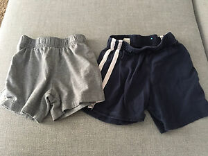18m shorts $3 for both
