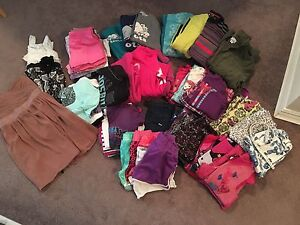 Girls clothing size 8-10