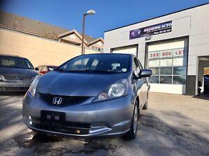 Finance available! Safetied 2009 Honda Fit