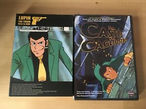 Lupin the 3rd Fist of the North Star DVD Anime