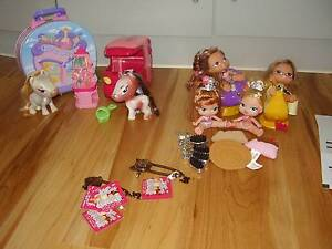 Bratz Babyz and Bratz Ponyz Warners Bay Lake Macquarie Area Preview