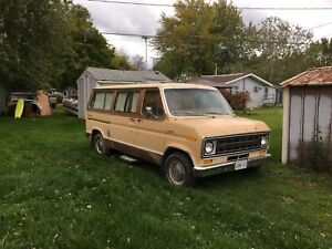 1978 Ford Campervan TRADES WELCOME