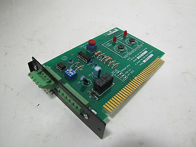 Comco Systems Plc Circuit Board Card 200352 400710