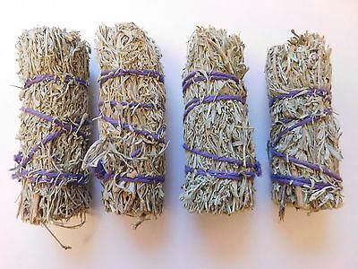 SAGE SMUDGE STICKS PACK OF 4 BY SAGE SPIRIT