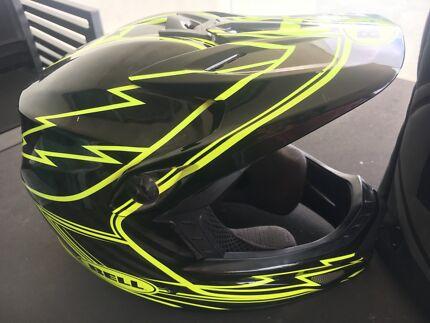 Bell IBD Full Face MTB Helmet, Full 9
