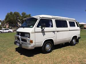 1989 Volkswagen Kombi T3 Camper Pop Top South Fremantle Fremantle Area Preview