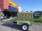 BOX TRAILERS CANVAS CANOPY TOP Prestons Liverpool Area Preview