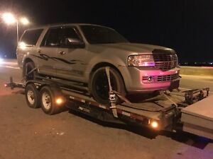2007 Lincoln Navigator for parts