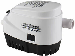 600GPH-12V-ELECTRIC-MARINE-AUTOMATIC-BILGE-PUMP-BOAT-CARAVAN-RV-FIVE-OCEANS