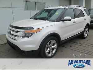 2015 Ford Explorer Limited Nav. Moonroof. Trailer Tow.