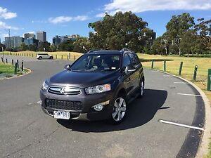 Holden Captiva Brunswick West Moreland Area Preview
