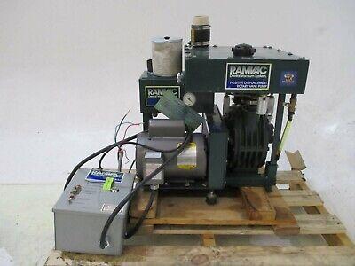 Ramvac Bulldog Dental Vacuum Pump System Operatory Suction Unit - For Parts