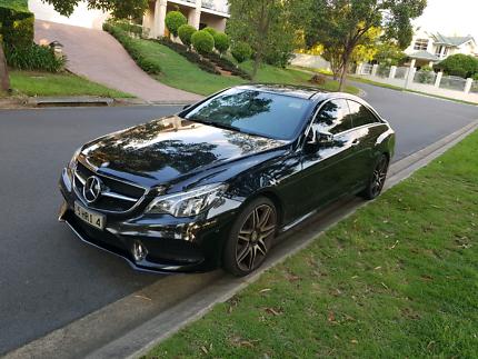 2015 Mercedes E250 Coupe Parkinson Brisbane South West Preview