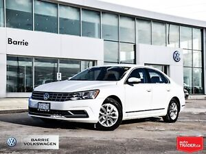 2017 Volkswagen Passat Trendline+/DEMO SAVINGS/APPLE CARPLAY/HEA