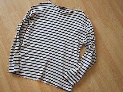 """Armor Lux Women's Long Sleeve Breton Striped Top (UK14 / 40"""" / M)"""