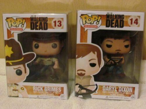 BOX DAMAGED Funko Pop The Walking Dead Daryl Dixon 14
