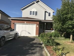 House for rent Available Aug 01