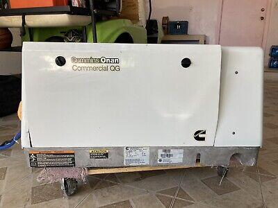 Onan 7000 Commercial Qg 7hgjae-2132k