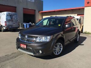 2018 Dodge Journey SXT**4.3 TOUCHSCREEN**BLUETOOTH**ONLY 4, 257