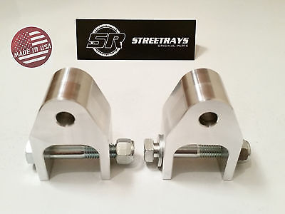 StreetRays 94-17 Dodge RAM 1500 Front / Rear Shock Extenders 2