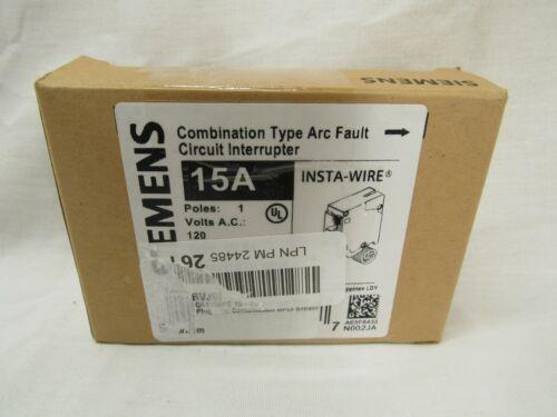 Siemens QA115AFC Circuit Breaker