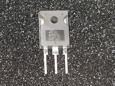 ST Semiconductor W25NM60N 25NM60N N-CHANNEL 600V 0.140-20A MOSFET TO-247