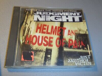 Helmet and House of Pain - Just Another Victim PROMO CD Single with REMIX (Just Another Victim Helmet And House Of Pain)