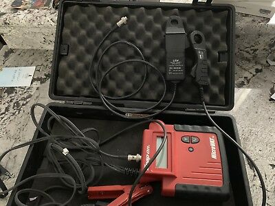 Snapon Microvat Elite Battery Elec System Tester Eecs304low Amp Probe2-6442-1